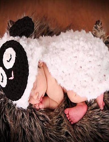 bebê Suéter & Cardigan Algodão-Todas as Estações-