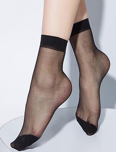 BONAS® Helfarve Tynd Legging-@2703X
