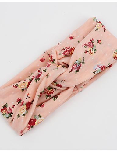 Damer Hårbånd Vintage / Casual Tekstil