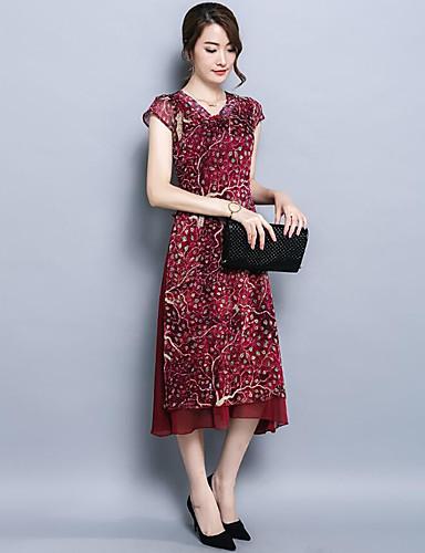 femme grandes tailles gaine robe fleur de 5226958 2019. Black Bedroom Furniture Sets. Home Design Ideas