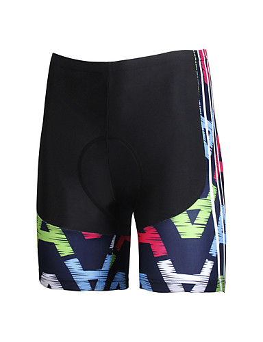 cheap Cycling Clothing-ILPALADINO Women's Cycling Padded Shorts Bike Shorts Pants Bottoms Windproof Breathable 3D Pad Sports Lycra Black Road Bike Cycling Clothing Apparel Relaxed Fit Bike Wear / Quick Dry / Quick Dry