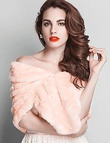Dame Vintage Uendelighedshalstørklæde Ensfarvet / I-byen-tøj
