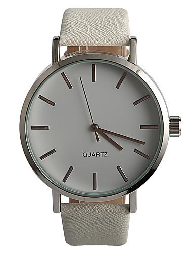 Damen Armbanduhr Schlussverkauf / / PU Band Freizeit / Modisch Weiß
