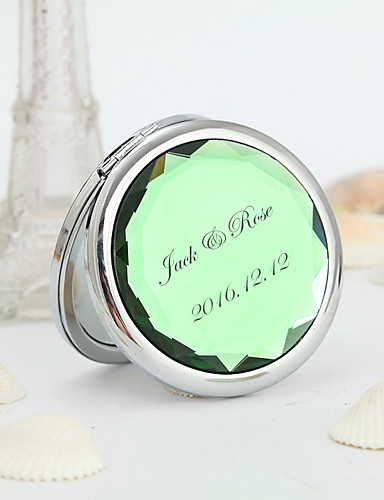 Mariage Anniversaire Fête d'anniversaire Fête du thé Cristal Alliage Compacts Thème classique Thème de conte de fées - 1