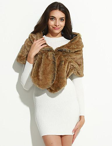 Mulheres Jaquetas de Couro Simples - Sólido
