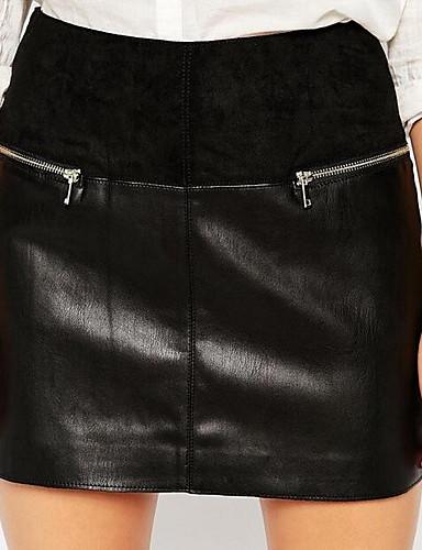 レディース ハイライズ ボディコン 膝上 スカート ゼブラプリント