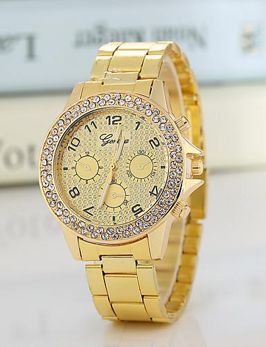 340ce4411b5 Pánské Náramkové hodinky Křemenný Černá S kamínky Cool   Analogové Vintage  Na běžné nošení Módní -