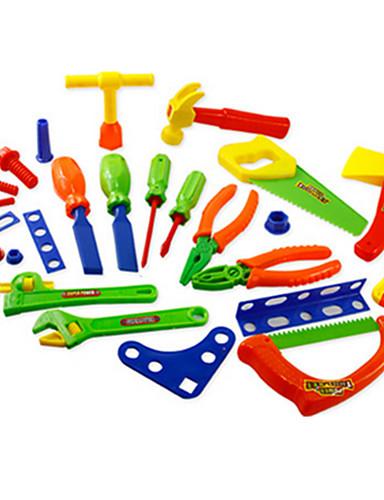 voordelige Speelgoedgereedschap-Bouwgereedschap Doen alsof-spelletjes Speelgoedgereedschap Unisex Jongens Meisjes Eend Veiligheid Noviteit Kinderen