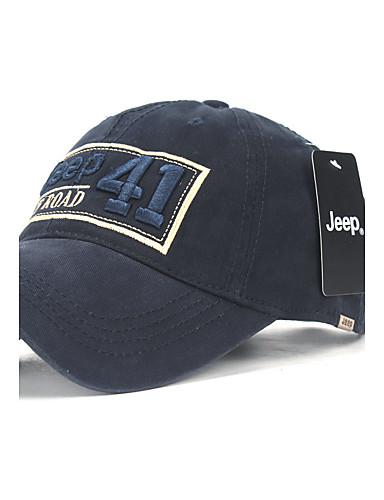 قبعة البيسبول أحرف رجالي - طباعة رياضي Active