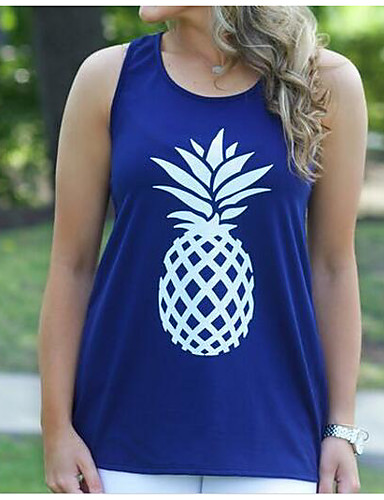 Damen Solide Sexy Strand T-shirt,V-Ausschnitt Ärmellos Baumwolle