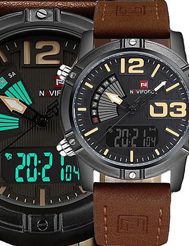 Herrn Kinder Digitaluhr Einzigartige kreative Uhr Armbanduhr Armband-Uhr Militäruhr Kleideruhr Modeuhr Sportuhr Armbanduhren für den