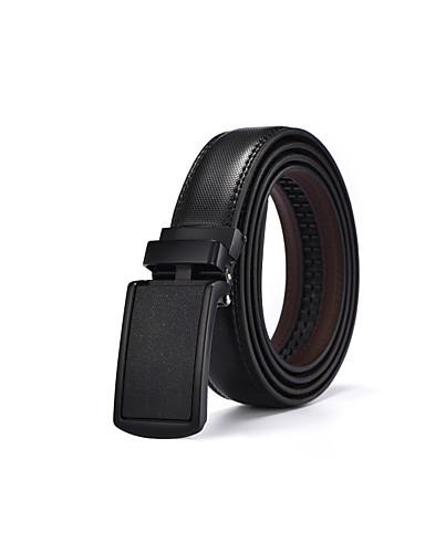 cheap Men's Belt-Men's Active / Basic Waist Belt - Solid Colored