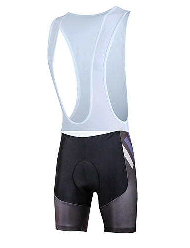 cheap Cycling Clothing-ILPALADINO Men's Cycling Bib Shorts Bike Bib Shorts Pants Bottoms Windproof Breathable 3D Pad Sports Lycra Road Bike Cycling Clothing Apparel Relaxed Fit Bike Wear / Quick Dry / Anatomic Design