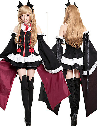 a849f0617073 cheap Anime Costumes-Inspired by Seraph of the End Krul Tepes Anime Cosplay  Costumes Cosplay