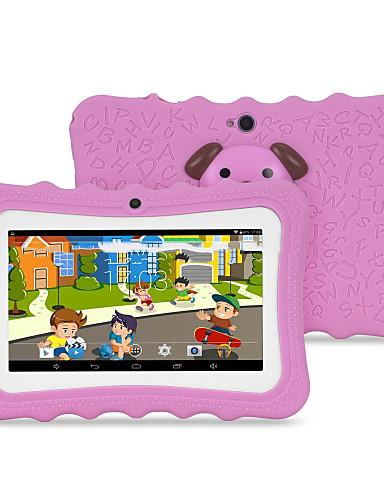 رخيصةأون وقت ما قبل الخريف ملابس الأطفال-M711 7 inch الروبوت اللوحي ( Android 4.4 1024 x 600 رباعية النواة 512MB+4GB )
