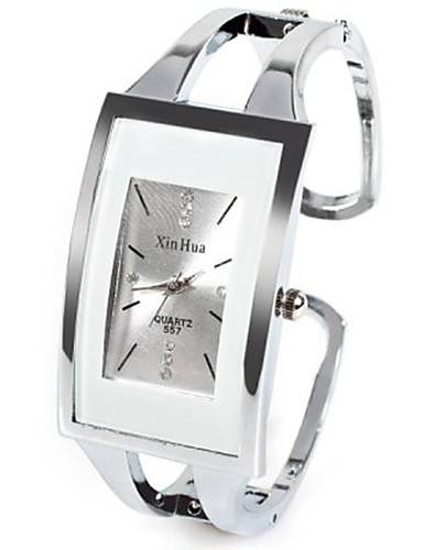 Women's Fashion Watch / Unique Creative Watch Chinese Rhinestone / Imitation Diamond Alloy Band Casual / Bangle Silver / One Year / SSUO LR626