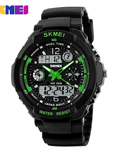 Pánské Digitální hodinky Sportovní hodinky Hodinky k šatům Inteligentní hodinky Módní hodinky Náramkové hodinky Unikátní Creative hodinky