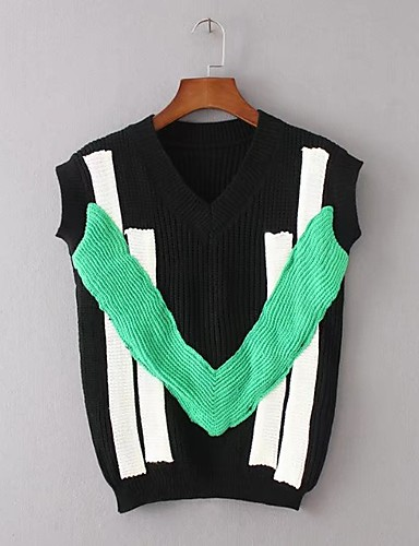 Women's Going out Daily Casual Street chic Regular Vest