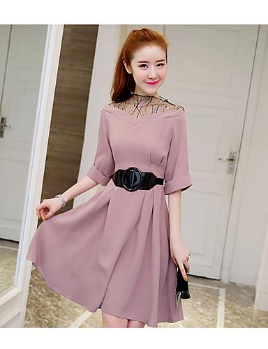 Women's Daily Loose Dress