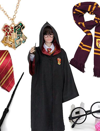 billige Anime Cosplay Tilbehør-Mer Tilbehør Inspirert av Cosplay Magic Harry Anime Cosplay-tilbehør Gutt / Jente Halloween-kostymer