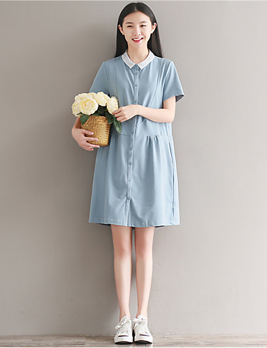 Women's Party Going out Daily A Line Dress