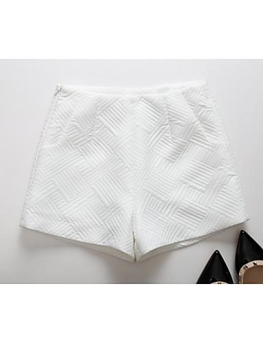 Women's High Waist Inelastic Wide Leg Shorts Pants,Simple Wide Leg Shorts Solid