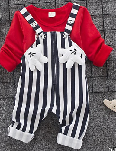 Boys' Others Sets,Cotton Spring Fall Clothing Set