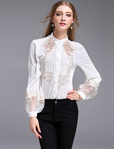 Women's Going out Work Casual Summer Blouse