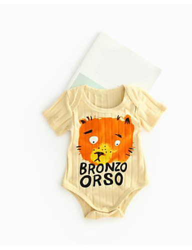 Baby Other One-Pieces, Cotton Summer White Blushing Pink Khaki