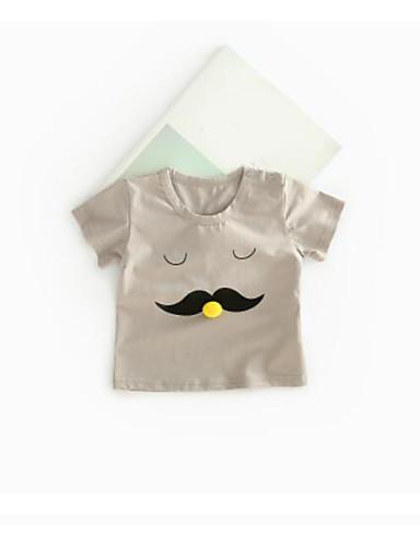 Baby Mädchen T-Shirt Solide Punkt Dunkelblau Grau Gelb Grün Lavendel