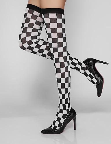 Women's Warm Stockings-Check
