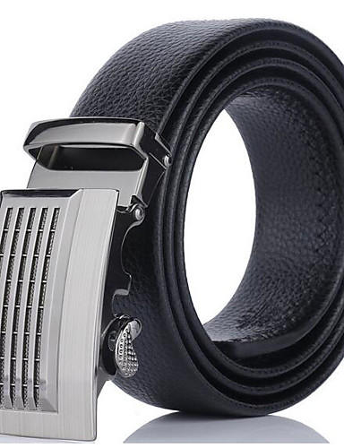Men's Work Alloy Waist Belt - Solid Colored