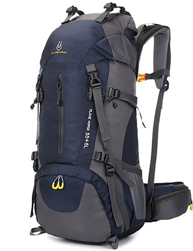 60 L Hiking Backpack   Rucksack - Rain-Proof 8bf7ebf24a106