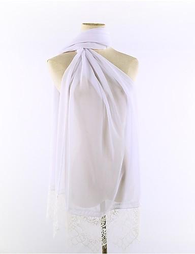 Damen Frühjahr, Herbst, Winter, Sommer Kunstseide Hidschab, Solide Rosa Kamel Marineblau Leicht Braun Lavendel
