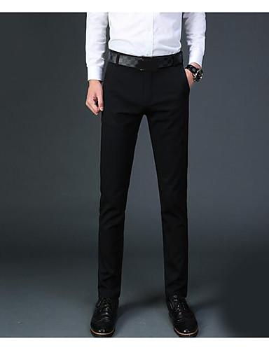 בגדי ריקוד גברים בסיסי Business מכנסיים אחיד / עבודה