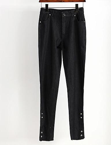 בגדי ריקוד גברים פעיל ג'ינסים מכנסיים אחיד