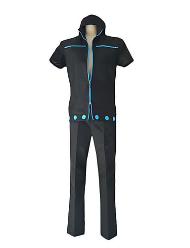 povoljno Anime kostimi-Inspirirana One Piece Roronoa Zoro / Cosplay Anime Cosplay nošnje Japanski Cosplay Suits Other Kratkih rukava Top / Hlače / Rukavice Za Muškarci / Žene / Šešir