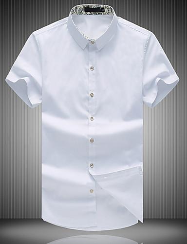 אחיד מידות גדולות, חולצה - בגדי ריקוד גברים כותנה