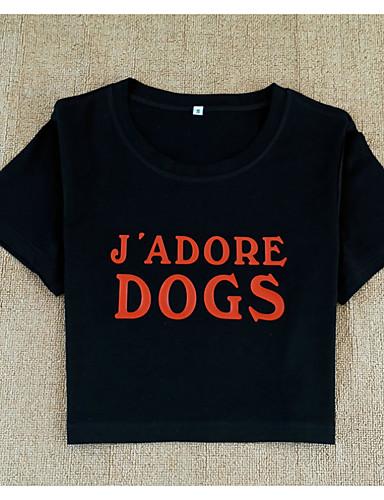 T-shirt Damskie Aktywny Wyjściowe Solidne kolory