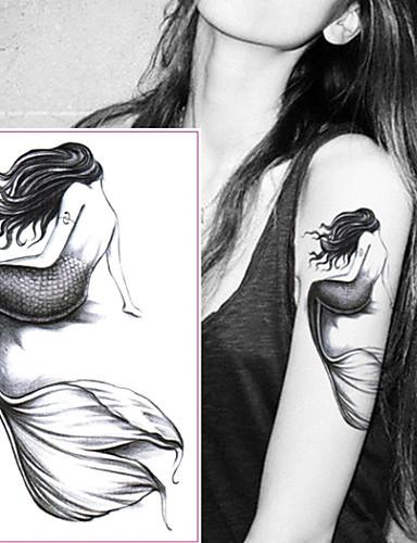 a63a53082 5 pcs Αυτοκόλλητα Τατουάζ προσωρινή Τατουάζ Σειρά κινούμενων σχεδίων Τέχνες  σώμα καρπού