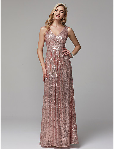 Sparkle Evening Gown