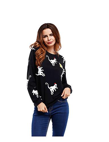 Majica s rukavima Žene Izlasci Životinja