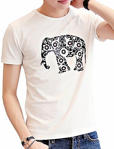 Majica s rukavima Muškarci Dnevno Geometrijski oblici