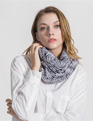 7b80b3610a47 Dame Fest   Ferie Rektangulært tørklæde - Polyester Kvast