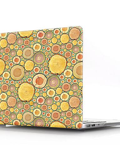 MacBook Slučaj Uzorak drva PVC za MacBook Pro 13