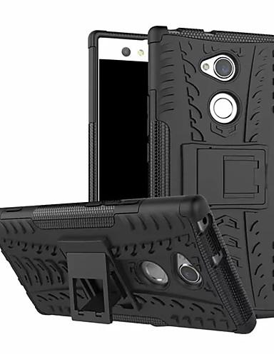 Θήκη Za Sony Xperia XA2 Ultra sa stalkom Stražnja maska Oklop Tvrdo PC
