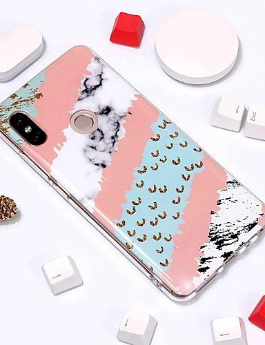 Θήκη Za Xiaomi Xiaomi Redmi Note 5 Pro / Xiaomi Redmi Note 6 / Xiaomi Pocophone F1 Uzorak Stražnja maska Mramor Mekano TPU