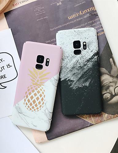 Θήκη Za Samsung Galaxy S9 / S9 Plus / S8 Plus Mutno / Uzorak Stražnja maska Mramor Tvrdo PC