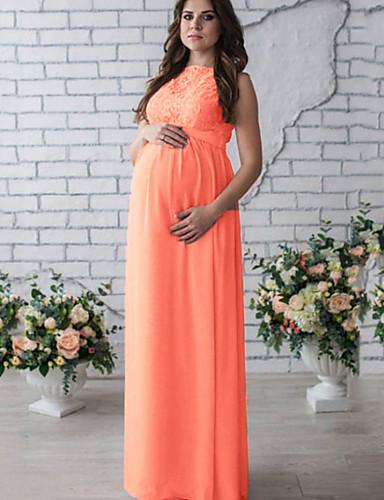 povoljno Haljine-Žene Elegantno Korice Haljina Jednobojni Maxi