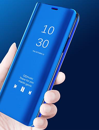 Θήκη Za Xiaomi Xiaomi Redmi Note 3 sa stalkom / Zrcalo / Zaokret Korice Jednobojni Tvrdo PU koža